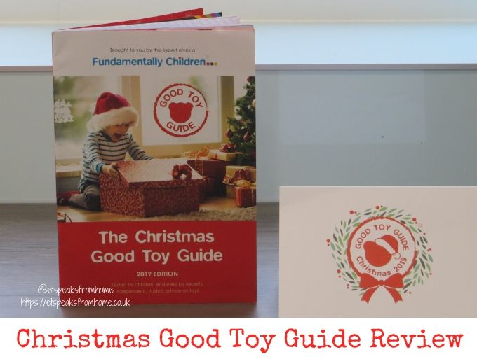 Christmas Good Toy Guide Is Out Now