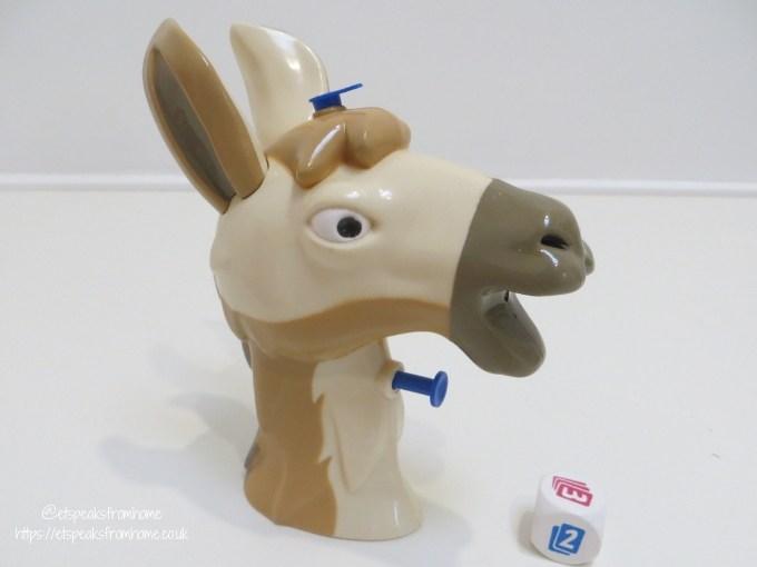 Don't Upset The Llama toy