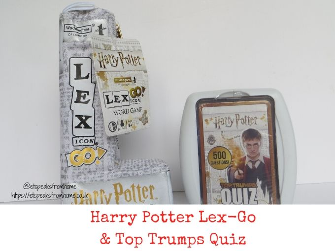 Harry Potter Lex-Go & Top Trumps Quiz