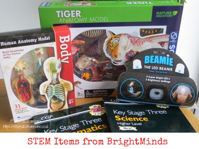 STEM Items from BrightMinds