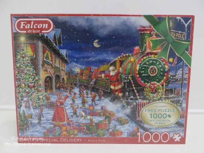 jumbo falcon christmas santa special delivery puzzle