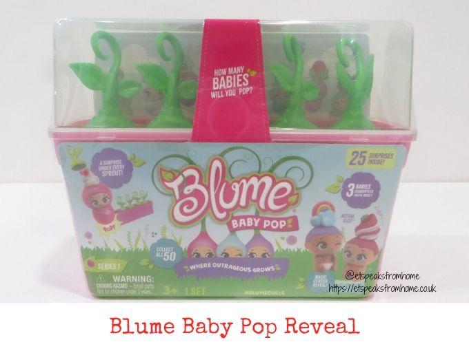 Blume Baby Pop Twitter Party
