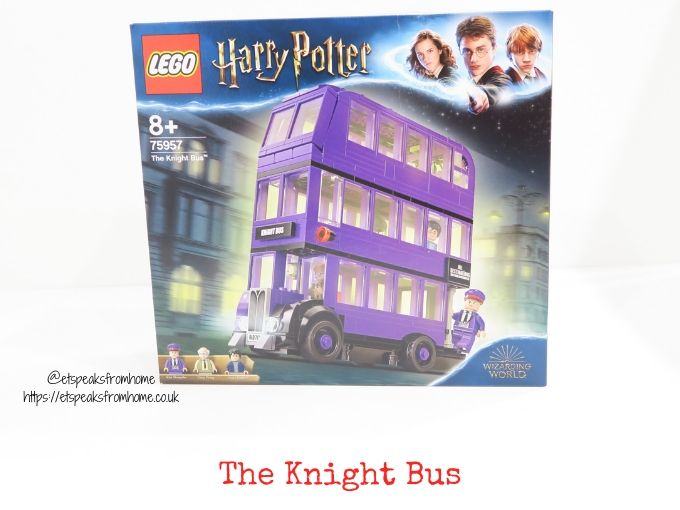 Harry potter top 10 christmas in the wizarding world knight bus