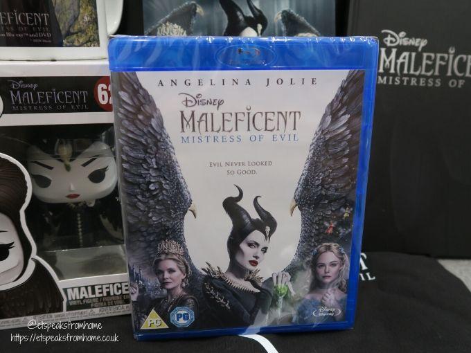 Disney's Maleficent Mistress of Evil blu ray