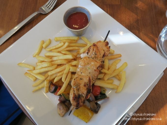 grow festival 2020 olive chicken with fries