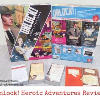 unlock heroic adventures review