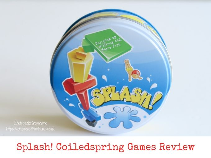 Splash Coiledspring Games review