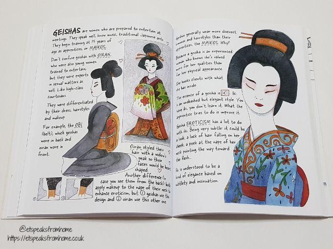 Tokyo Travel Sketchbook picture