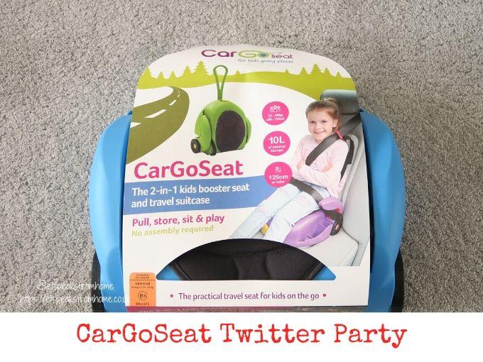 CarGoSeat Twitter Party