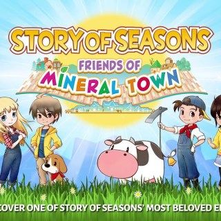 Story Of Season's Friends Of Mineral Town cover