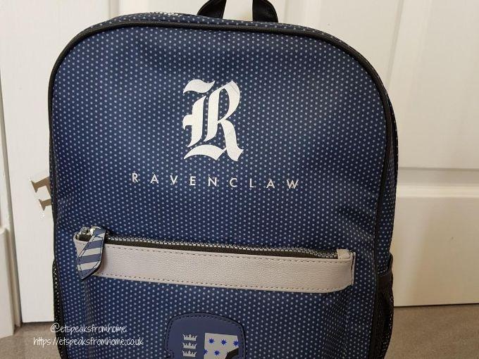 Back To Hogwarts backpack