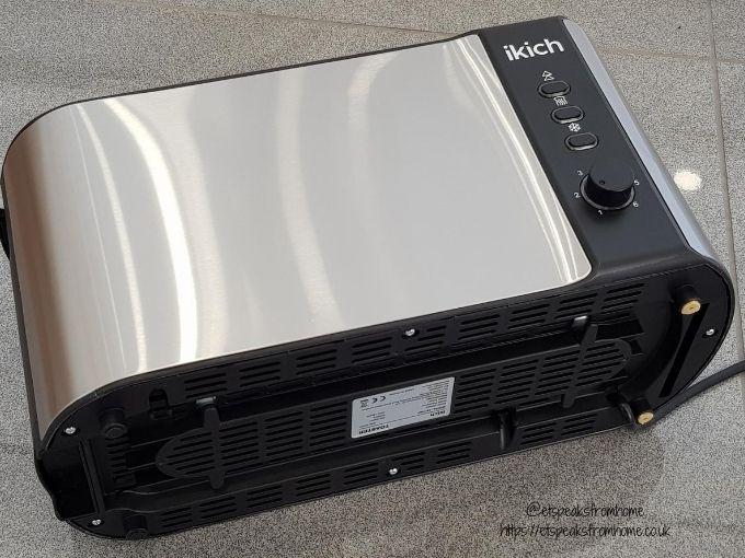 ikich toaster base