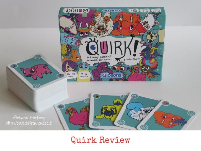 quirky game review