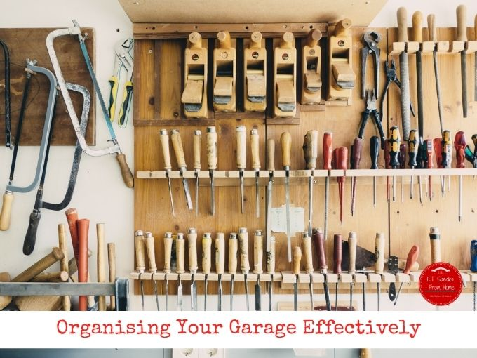 Organising Your Garage Effectively