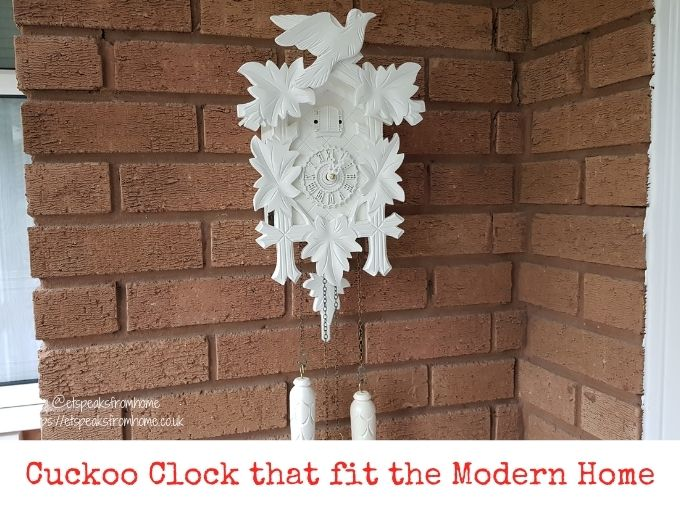 Cuckoo Clocks That Fit the Modern Home
