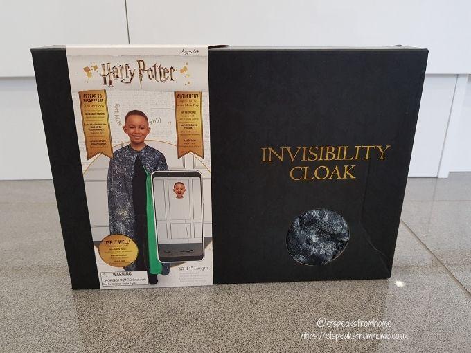 Harry Potter Junior Invisibility Cloak