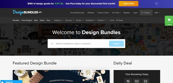 design bundles net