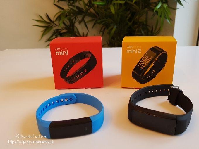 fourfit mini 2 & mini fitness bands