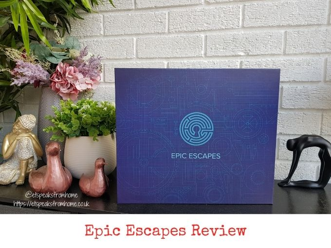 Epic Escapes game room Review