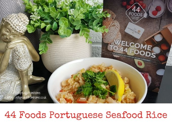 44 Foods Portuguese Seafood Rice