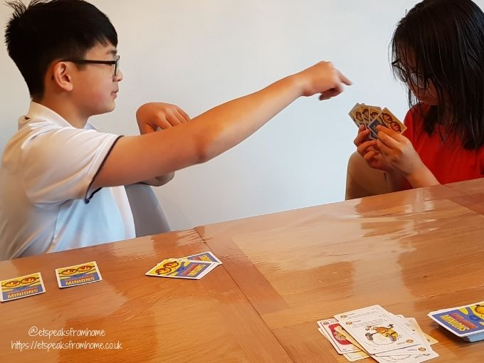 Exploding Minions playing