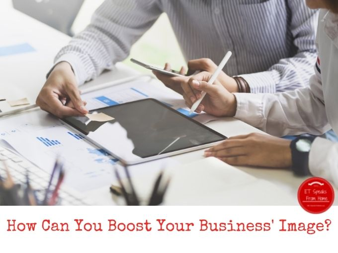How Can You Boost Your Business' Image