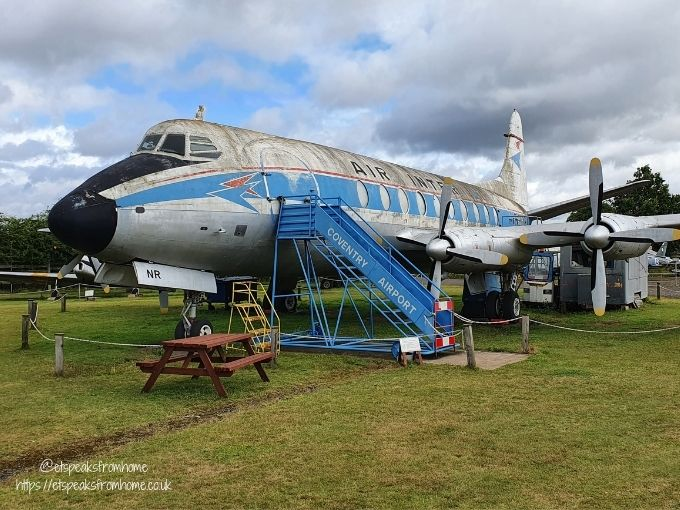 Midland Air Museum aircraft open