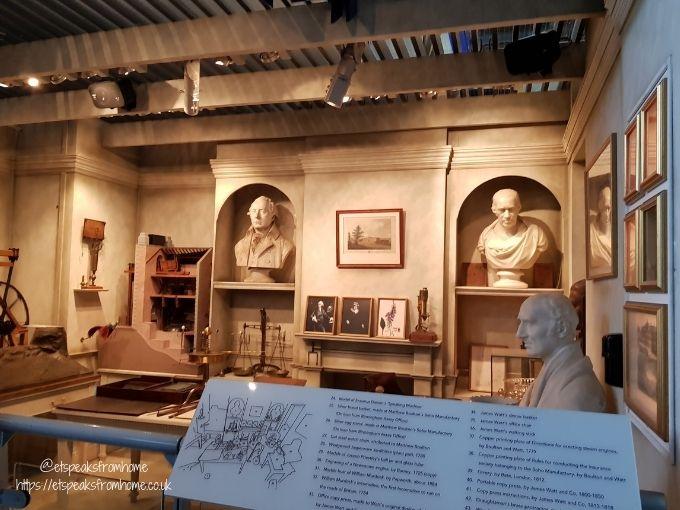 Thinktank Birmingham Science Museum sir james watts