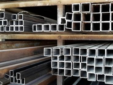tube acier carré et rectangle