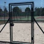 Portillon de terrain de tennis - Ets Thomas