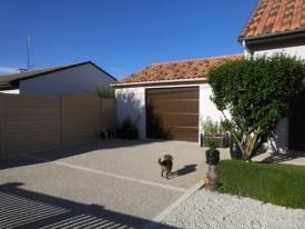 Garage préfabriqué béton en vente dans le Loir et Cher