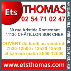 Clôture et portail en Loir et Cher, entre Romorantin et Blois