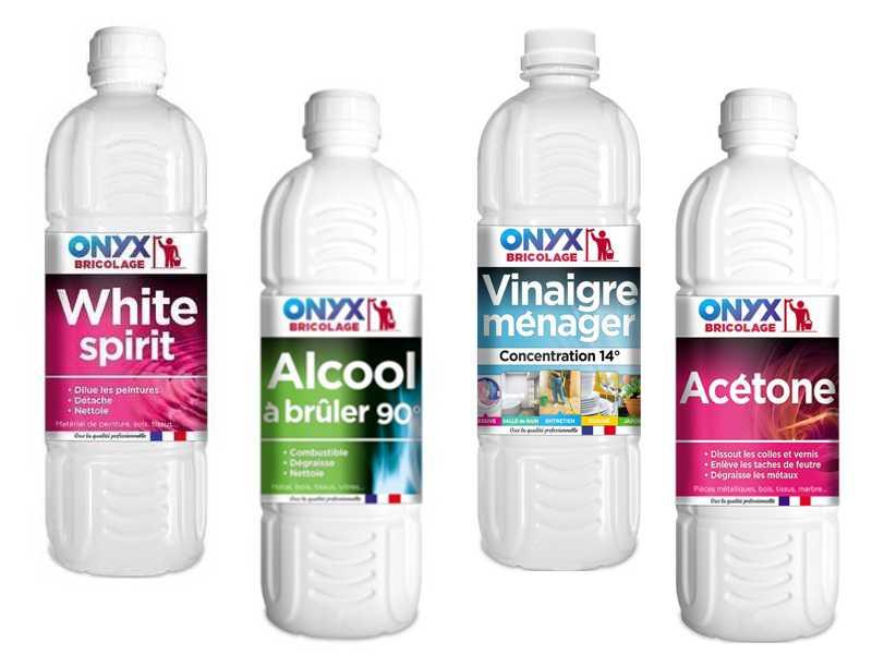 Produits d'entretien et bricolage de la marque Onyx