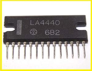 AUDIO AMPLIFIER IC