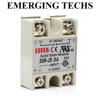 SSR - SOLID STATE RELAY