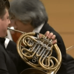 これ聞くと暖かい気持ちになるね:Radek Baborák, Seiji Ozawa, MCO : W.A.Mozart Horn Concerto No 1 in D major KV 412 – YouTube