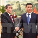 ベトナム政治局員と習近平が会談。両国が「政治的信頼関係を強化」することで合意>Vietnam, China pledge to cement political trust