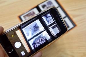 チェキフィルムをiPhoneで最も簡単に、最も美しくスキャンできるアプリ登場!Googleフォトスキャン。
