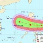 来週は大型台風のため天気悪化する恐れ>Typhoon Nock-ten to strike East Vietnam Sea next week