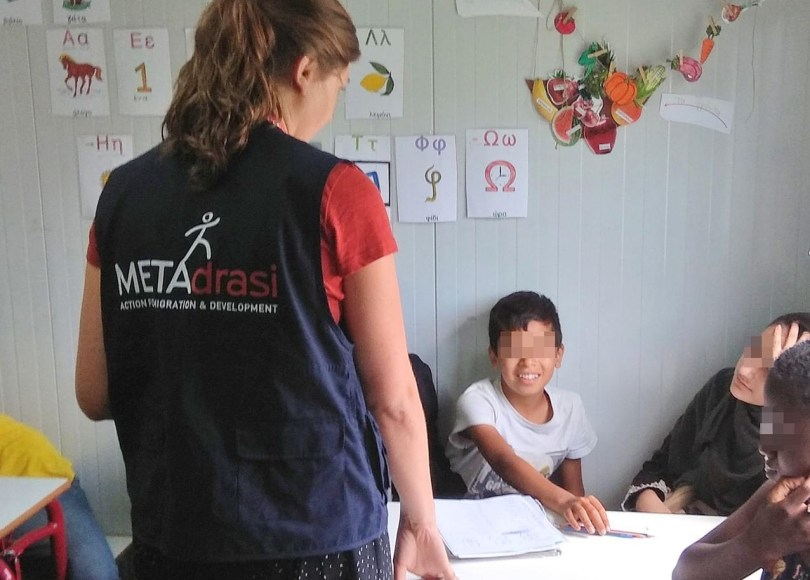 Metadrasi - Reforming asylum in Europe: Lessons from local actors in Greece