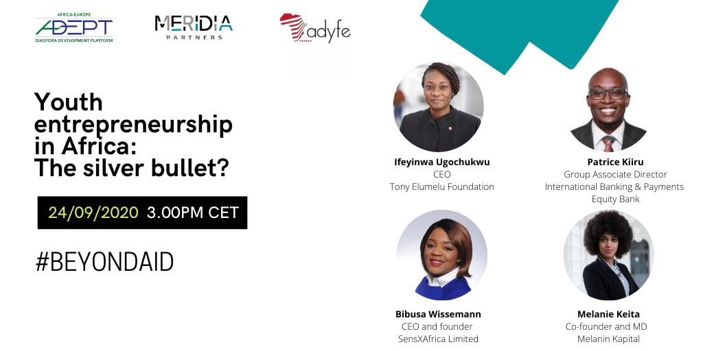 Youth entrepreneurship in Africa: The silver bullet?