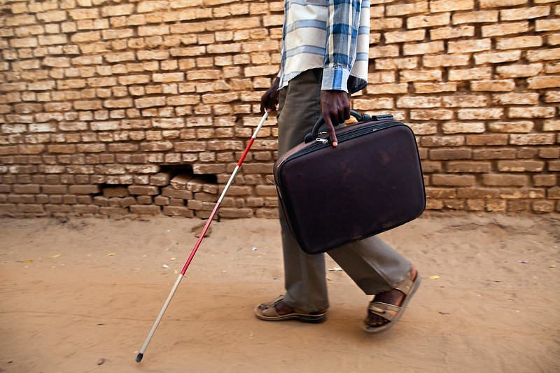 A more inclusive post-Covid-19 world for persons with disabilities – how humanitarians can play their part