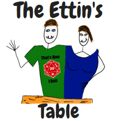 The Ettin's Table
