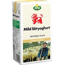 Lättyoghurt