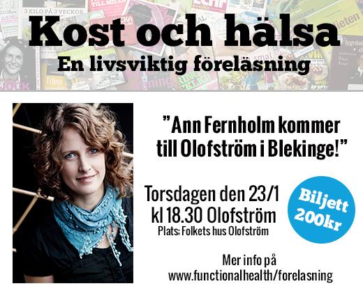 Föredrag Olofström