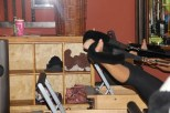 Clients get a workout on reformers at PIlates of Jackson.