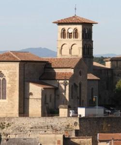Collégiale Saint-Pierre-et-Saint-Paul et Palais Delphinal de Saint-Donat-sur-l'Herbasse
