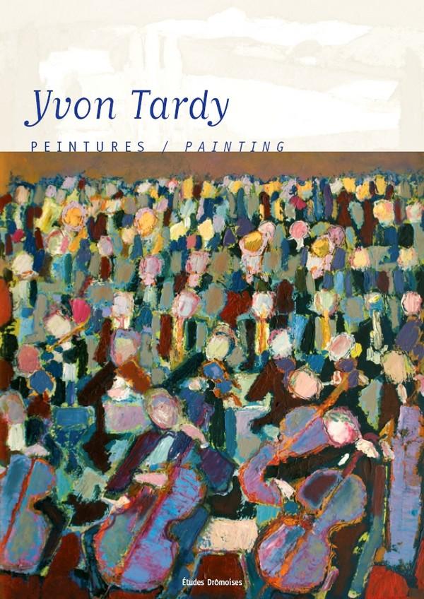 Yvon Tardy, peintre de Saou