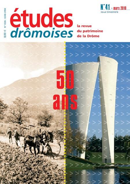 Etudes drômoises 41