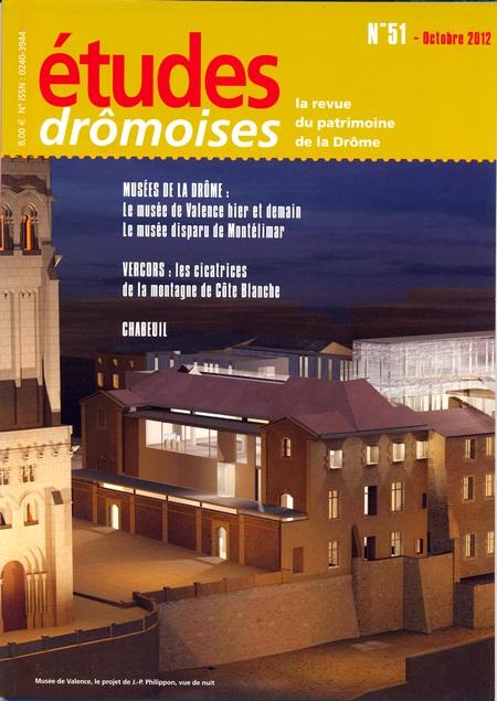 Etudes drômoises 51